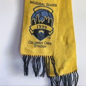 Columbus Crew SC Soccer Scarf Scarves